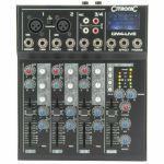 Citronic CM4 Live Compact Mixer With Delay & USB SD Player (B-STOCK)