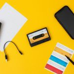 Suck UK Wireless Portable Bluetooth Cassette Speaker