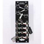 Noise Engineering Integra Funkitus Dynamic Rhythm Modifier Module (black faceplate)