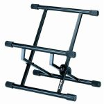 Quiklok BS317 Double Braced Low Profile Amplifier Stand