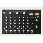 Alpha Recording System ARS Model 9900 STD Rotary Tabletop DJ Mixer (black)