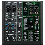 Mackie Pro FX6 v3 Mixer With Built In Effects, USB Recording Interface & Software Bundle