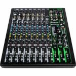 Mackie Pro FX12 v3 Mixer With Built In Effects, USB Recording Interface & Software Bundle