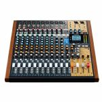 Tascam Model 16 Digital Multitrack Recorder With 14 Channel Analogue Mixer & USB Audio Interface