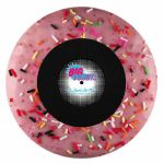Dr Suzuki The Big Donut 12 Inch Control Slipmat For 7 Inch Records (single)