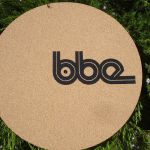 BBE Allstars Logo Cork Slipmat (pair)