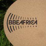 BBE Africa Cork Slipmat (pair)