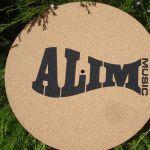 Alim Music Cork Slipmat (pair)