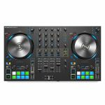 Native Instruments Traktor Kontrol S3 DJ Controller With Traktor Pro 3 Software