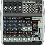 Behringer QX1202 USB Xenyx 12 Input, 2 Bus Mixer + Tracktion Audio Production Software (B-STOCK)