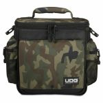 UDG Slingbag 12 Inch Vinyl Record & Equipment Bag (black camo)