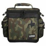 UDG Slingbag 12 Inch Vinyl Record & Equipment Bag (black camo)