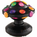 Cheetah 6 Inch Revolving Disco Ball