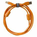 UDG Ultimate Straight USB 2.0 A-B Audio Cable (orange, 2.0m)