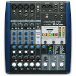 Presonus StudioLive AR8C USB C Mixer With Audio Interface & Stereo SD Recorder