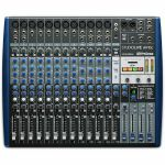 Presonus StudioLive AR16C USB C Mixer With Audio Interface & Stereo SD Recorder