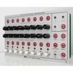 Serge Modular 8-Stage Sequencer & Programmer Special Edition Module With 4U Pushbuttons