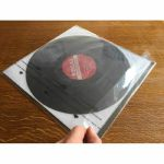 "Vinyl Storage Solutions Dual Pocket 12"" Vinyl Record Sleeves (4 mil, pack of 25)"