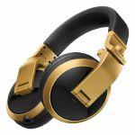 Pioneer HDJ X5BT Bluetooth DJ Headphones (gold)