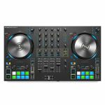 Native Instruments Traktor Kontrol S3 DJ Controller With Traktor Pro 3 Software (B-STOCK)