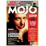 Mojo Magazine January 2020 (includes Best Of 2019 unmixed CD)