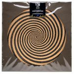 Audio Anatomy Cork Turntable Slipmat (spiral design, single)