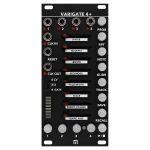 Malekko Varigate 4+ Module (black faceplate)