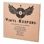 "Vinyl Keepers Premium Quality Heavy Gauge 7"" Polythene Record Sleeves (pack of 100, 450g)"