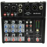 Citronic U PAD Compact Mixer with USB Interface