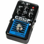 EBS MultiComp Blue Label True Dual Band Compressor Pedal (B-STOCK)