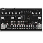 Behringer TD 3 BK Analogue Bass Line Synthesiser (black)