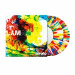 Serato Lost Your Marbles 7 Inch Limited Edition Control Vinyl (multicolour splatter, pair)