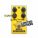 Mad Professor Big Tweedy Drive With Super Tweed Mod Limited Edition Pedal