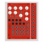 ADDAC System ADDAC111 Ultra .WAV Player Module (red faceplate)