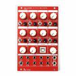 ADDAC System ADDAC221 10x9 Channel CV to CC MIDI System Module (red faceplate)