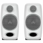 IK Multimedia iLoud Micro Monitor Studio Reference Monitor Speakers (pair, white) (B-STOCK)