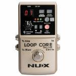 NUX Loop Core Deluxe 24 Bit Looper Pedal Bundle (B-STOCK)