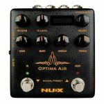 Nux Optima Air Acoustic Simulator & IR Loader Pedal