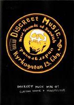 Discreet Music Mag #1
