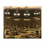 Hungry Robot The Borderland (Lite) Ambient Digital Reverb With Octave Pedal