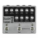 Earth Quaker Devices Disaster Transport SR Advanced Modulated Delay & Reverb Machine Pedal