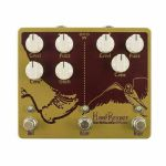 Earth Quaker Devices Hoof Reaper V2 Double Fuzz With Octave Up Pedal