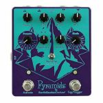 Earth Quaker Devices Pyramids Stereo Flanging Device Pedal