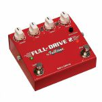 Fulltone Full-Drive 2 V2 Overdrive With Boost Pedal