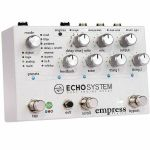 Empress Effects Echo System Dual Engine Delay Pedal