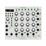 Tiptop Audio Trigger Riot Sequencer Module (white faceplate)