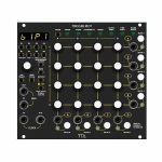 Tiptop Audio Trigger Riot Sequencer Module (black faceplate)