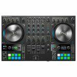 Native Instruments Traktor Kontrol S4 Mk3 DJ Controller With Traktor Pro 3 Software (B-STOCK)