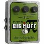 Electro Harmonix Bass Big Muff Pi Distortion Sustainer Pedal (B-STOCK)