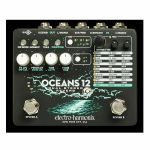 Electro Harmonix Oceans 12 Dual Stereo Reverb Pedal (B-STOCK)